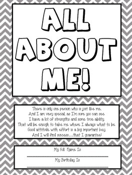 """Art Therapy Counseling Lesson Plan: Self/""""I am Special"""""""