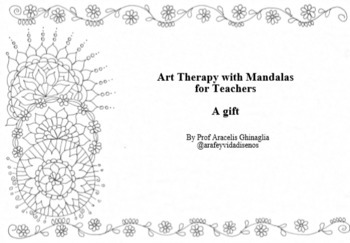 Art Therapy with Mandalas for Teachers