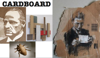 Art - Traditional and non-traditional surfaces (art isn't just for canvases!)
