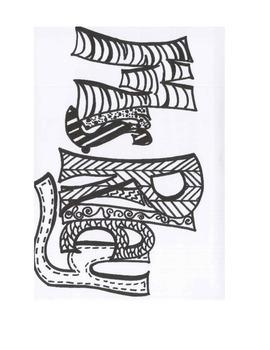 Art Unit- Line (lessons 1-3) Grade 5