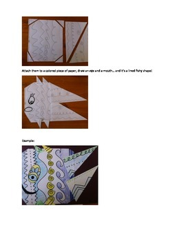 Art Unit- Line (lessons 1-4) Grade 1