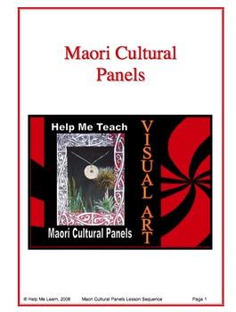Art Unit: Maori Cultural Panels (NZ) by Timea Willemse