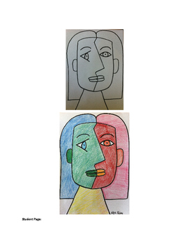 Art Unit- Shape (lessons 4-6) Grade 5