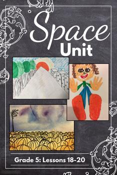 Art Unit- Space (lessons 18-20) Grade 5