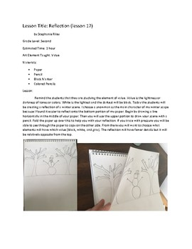 Art Unit- Value (lessons 16-18) Grade 2