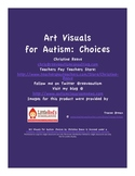 Art Visuals for Autism: Choices