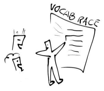 Art Vocabulary Game