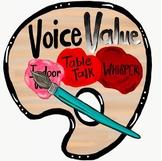 Art Voice Value Chart - Noice Level Monitoring