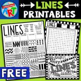 FREE LINE PRINTABLES