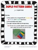 Art Workbox: Duplo Pattern Cards