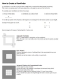 Art Worksheet. How to create a viewfinder. Proportion practice. Art lesson