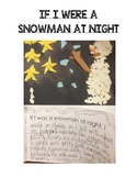 Language, Art- If I Were A Snowman At Night