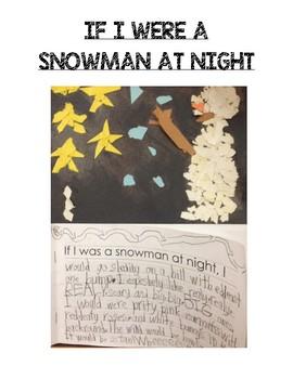 Language, Art- If I Was A Snowman