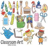 Art and Art Supplies