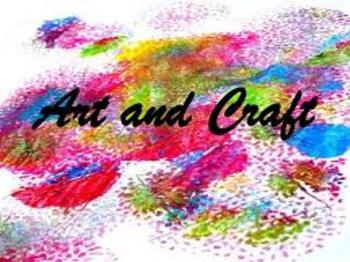 Art and Craft Curriculum