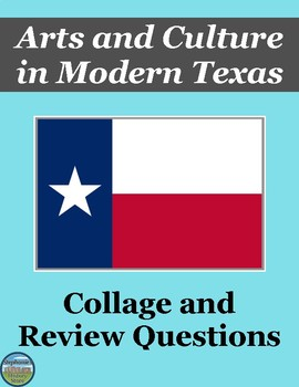 Art and Culture in Modern Texas Collage Review