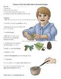 Art and Discovery Bundles - Deciduous Forest Activities for K-2