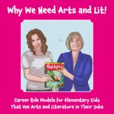 Art and Literature Billboard Ideas - Award Winning