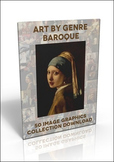 Art by Genre - Baroque & Golden Age
