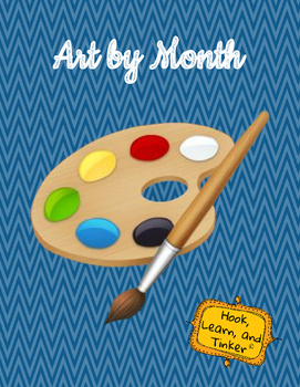 Art by Month