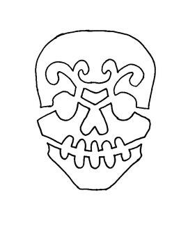 Art cut-out designs