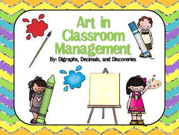 Art in Classroom Management Starter Kit