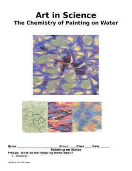 Art in Science (Chemistry)