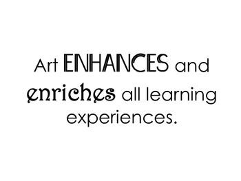 Art is....
