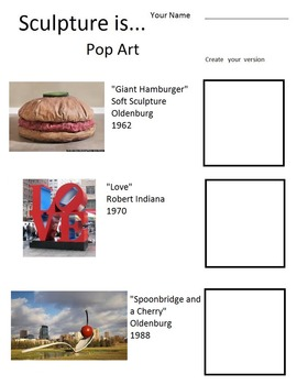 """Art is ... Bundled- 4 Introductory """"Art is""""  Packets (19 pages, Teachers Guides)"""