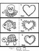 Valentine Cards, Cute Animals, Cupcakes, Llamas, Unicorns, Cat Cards,  (11 pg)