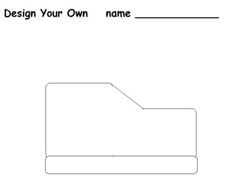 Design Your Own (12 Open-Ended Printables)