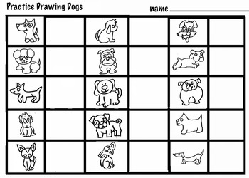 Art Science,Drawing Dogs - Chihuahuas, Pit Bulls & Bulldogs,Year of the Dog