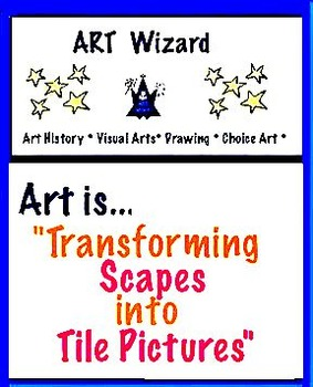 Yaacov Agam -Transforming Scapes Activities (8 pages)  Art Artist
