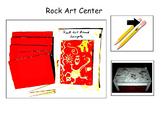 Rock Art Center (Sign, Vocabulary & Procedure) 5 Pages
