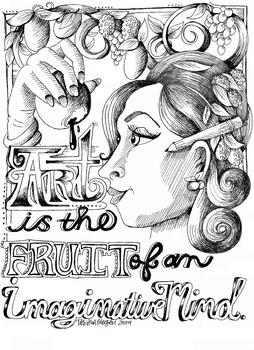 Art is the Fruit