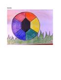 Art lesson- Color- Color Wheel (lesson 9) Grade 1
