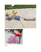 Art lesson- Form- Sidewalk Chalk (lesson 12) Grade 5