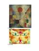 Art lesson- Shape- Head of a Cat (Paul Klee) (lesson 5) Grade 2