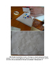 Art lesson-Texture- Papa please get the moon, Eric Carle (lesson 13) Grade 3