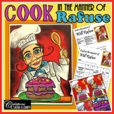 Art Lesson Plan for kids: Cook in the Style of Will Rafuse