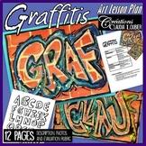 Graffitis: Art Lesson Plan for Kids