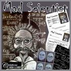 Art Lesson for Kids: Mad Scientist : Art and Sciences