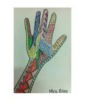 Art lessons 1-14, Elements- Line, Color, Shape, and Texture (Grade 1)