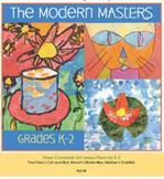 Art lessons: Mini Modern Masters K-2
