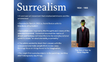 Art movements: Surrealism