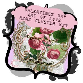 Art of Love Valentine's Mini Kit