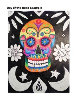 Art of the Americas High School Art Lesson