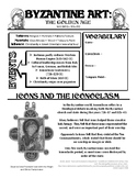 Art of the Middle Ages Student Handout - Art History