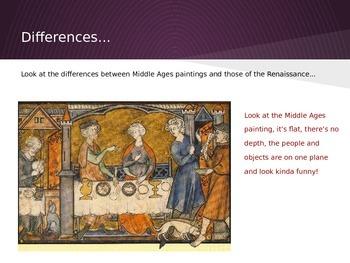 Art of the Renaissance Power Point