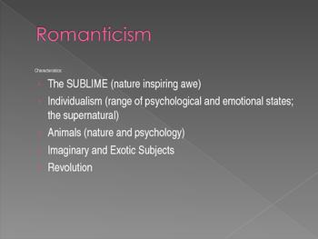 Art of the Romantic Period